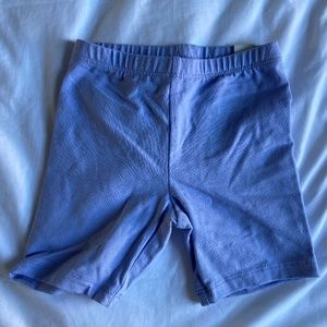 The Childrens Place Girls Blue Shorts